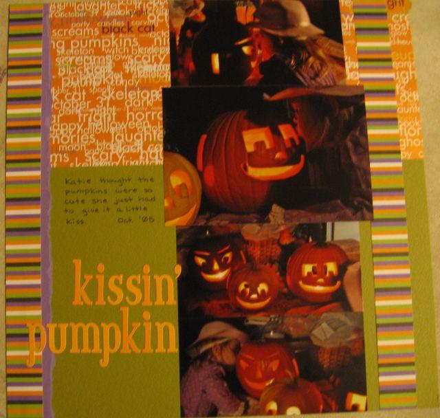 Kissin pumpkin 01